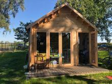 Domki ogrodowe z drewna - poznaj ich zalety!