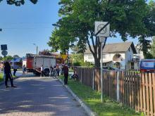 Tragedia na drodze w Tułowicach. Nie żyje motocyklista