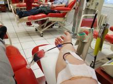 Krew wciąż potrzebna, szczególnie w okresie wakacyjnym
