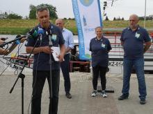 300 tys. zł. od Urzędu Marszałkowskiego na zabezpieczenie sezonu wakacyjnego przez WOPR