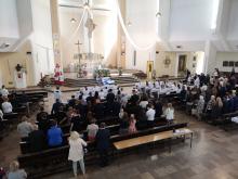 Nowy dekret biskupa opolskiego kończy dyspensę od uczestnictwa w mszy świętej
