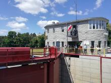Kędzierzyn-Koźle: zakończył się remont śluz na Kanale Gliwickim