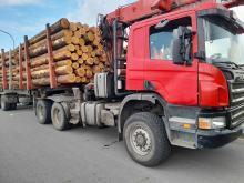 25 tysiące złotych kary za przeładowany transport drewna