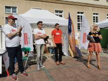 Sędziowie walczący o praworządność z wizytą w Opolu