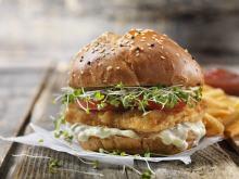 Jak łatwo przyrządzić rybę - burger, zapiekanka, a może lin w śmietanie?