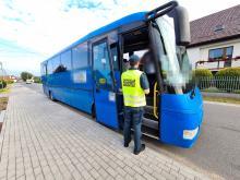 Kolejne autobusy z usterkami przewożące dzieci wycofane z ruchu