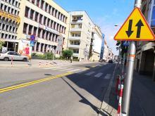 Zmiana organizacji ruchu w centrum miasta wywołuje chaos. Patrzmy na znaki