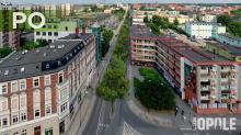 Opole się zazieleni. Prezydent pokazał plan nasadzeń wzdłuż ulicy Ozimskiej