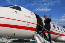 Blisko katastrofy jak w Smoleńsku. Niebezpieczne lądowanie z prezydentem Dudą 1 czerwca