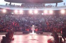 """Niesamowity koncert """"Schody do wolności"""". Tłumy w Amfiteatrze"""
