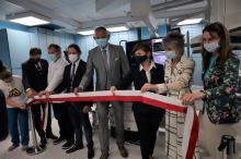 Nowy angiograf za niemal 2,7 mln zł oddano oficjalnie do użytku w USK w Opolu