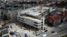 Za rok zapomnimy o utrudnieniach. Trwa budowa Centrum Przesiadkowego Opole Główne