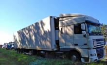 Nietrzeźwi za kierownicą samochodów ciężarowych