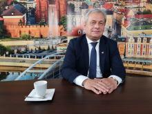Sławomir Kłosowski - szpital covidowy w CWK do końca 2022 roku