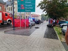 Nie żyje motocyklista po wypadku w Brzegu