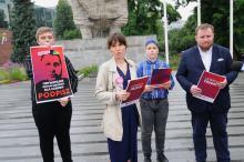 """Lewica Razem: """"Chcemy szkoły z pedagogami a nie funkcjonariuszami ministra"""""""