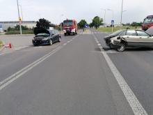 3 osoby poszkodowane po kolejnym wypadku w Namysłowie