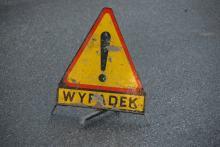 Śmiertelny wypadek na drodze w powiecie nyskim. Nie żyje jedna osoba