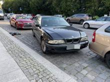 Zderzenie czterech aut na Piastowskiej w Opolu. Dwie osoby zostały poszkodowane