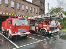 Unikatowy wóz strażacki od ArcelorMittal Poland trafił do Muzeum Ratownictwa w Krakowie