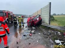 Tragedia na obwodnicy Opola. W wypadku zginęła 25-latka