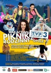Wakacyjny Piknik Rodzinny już w sobotę 24 lipca!