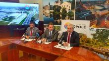 Podpisano porozumienie w sprawie dalszej działalności Szpitala Tymczasowego