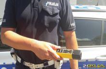 Ponad 3 promile alkoholu miał kierowca, który został ujęty przez świadka w Nysie