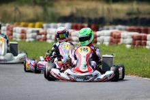 Kamil Grabowski z opolskiego HAWI Racing Team wygrał 3. rundę kartingowej serii Rok Cup Poland