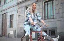 Korzyści zdrowotne z jazdy na rowerze
