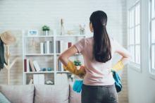 Jak sprzątać w domu, żeby zawsze było czysto?