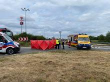 Tragedia na obwodnicy Kędzierzyna-Koźla. Zginął motocyklista