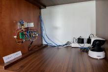 Unikatowe, zdalne laboratorium powstało na Wydziale Mechanicznym