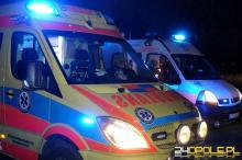 Śmiertelny wypadek w powiecie prudnickim. Nie żyje motocyklista