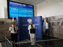 500 mln zł w puli nagród dla gmin w konkursie na najwyższą wyszczepialność