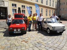 """Ponad 500 """"Małych Fiatów"""" zjedzie do Komprachcic"""