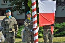 Święto Wojska Polskiego w 10 Opolskiej Brygadzie Logistycznej