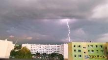 Gwałtowna zmiana pogody może przynieść za sobą burze z gradem