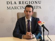 Marcin Ociepa pozostaje sekretarzem stanu w MON. Pozostaje posłem bezpartyjnym