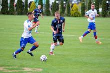 Remis rezerw Odry w IV lidze