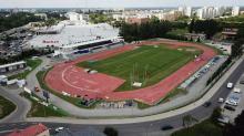 Trwa remont na Stadionie Lekkoatletycznym. Z nowej bieżni skorzystamy jesienią