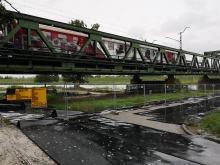Prace przy przebudowie mostu na Odrze wstrzymane. Poważny błąd w projekcie