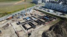 Wmurowano kamień węgielny pod budowę nowego przedszkola na Malince