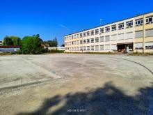 Nowe boisko przy Zespole Szkół w Niemodlinie niemal gotowe