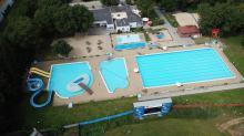 W tym sezonie z basenu letniego Błękitna Fala skorzystało mniej osób niż w roku ubiegłym