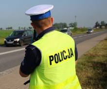 39-latek stracił prawo jazdy za zbyt szybka jazdę