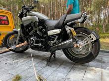 Wypadek motocyklisty w Szydłowie. Lądował śmigłowiec LPR