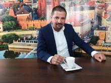 Marcin Cwielong - przepisy nie ułatwiają życia winiarzom