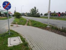 Ścieżka rowerowa na ulicy Wrocławskiej będzie przebudowana. Ogłoszono przetarg