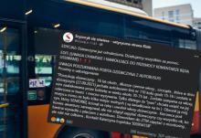 Seniorka pobiła nastolatkę w miejskim autobusie